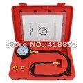 Engine Oil Pressure Tester Gauge Diagnostic Test Kit Adapters Case 100 PSI NEW
