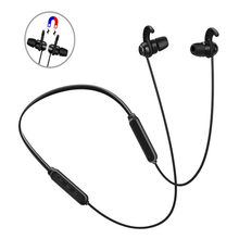 Aptx Bluetooth Mini Headphones Caller Neck Earphones Phone Headset Wireless Ear Hooks Headset Silicone Ear Computer Inserts(China)