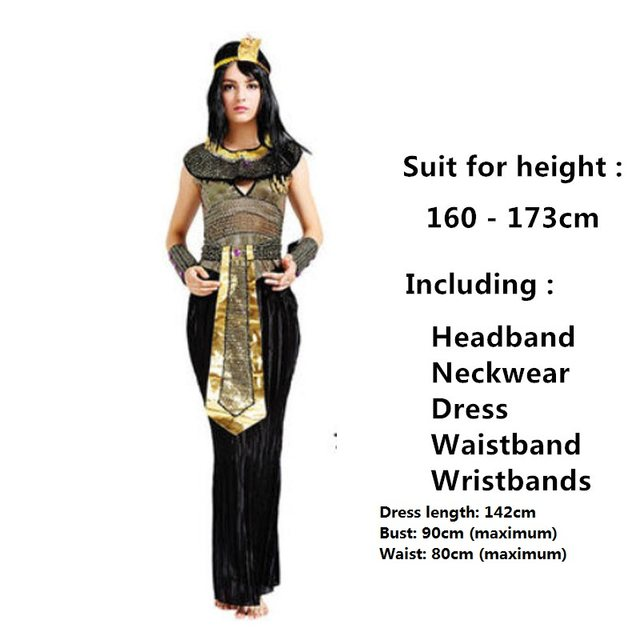 2018 Woman Man Egypt Prince Princess Costume Adults Lover Egypt Queen King Pharaoh Cosplay Costumes Party Dress Decor Purim  sc 1 st  Aliexpress & Online Shop 2018 Woman Man Egypt Prince Princess Costume Adults ...
