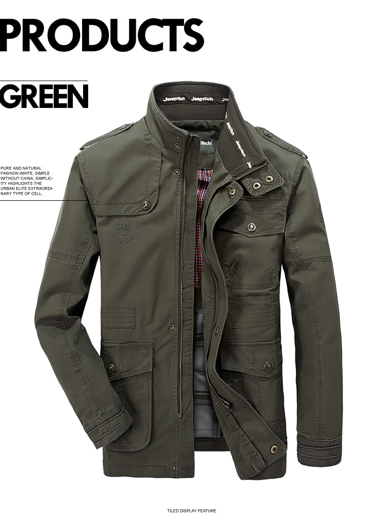 HTB1X.duQgHqK1RjSZFEq6AGMXXaw New Plus Size 7XL 8XL Autumn Military Jacket Men Cotton Brand Outwear Multi-pocket Mens Jackets Long Coat Male Chaqueta Hombre