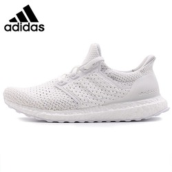 Original Adidas UltraBOOST CLIMA Men's Running Shoes Sneakers Outdoor Sports Athletic Breathable New Arrival 2018 BY8888