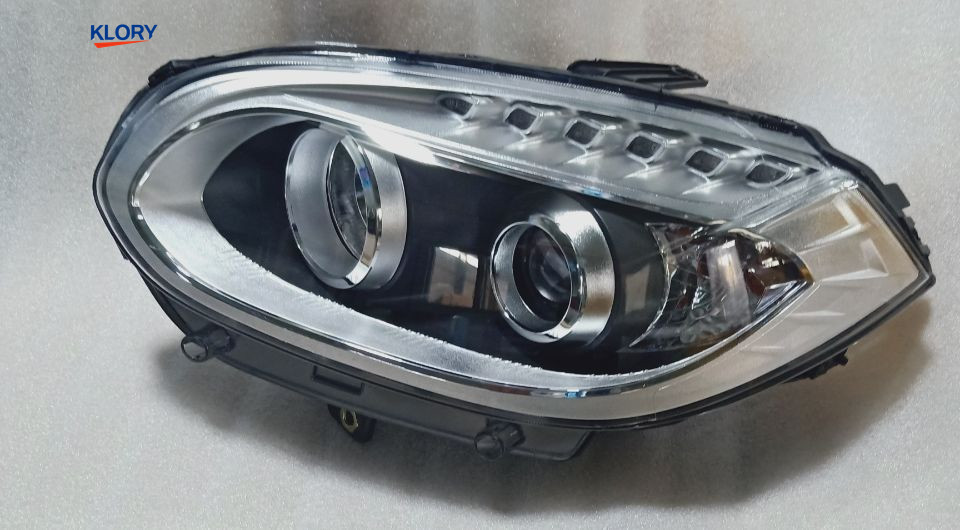 ZBH-DD-ZHV5 Left/right Combination Headlight Assembly For Brilliance V5