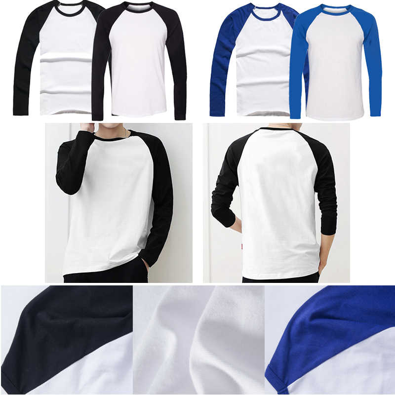 Divertido lindo TSM Bazinga TV show Big Bang Regan BUSH'84 diseño hombres chicos impresión camiseta gráfica Camiseta de manga larga de algodón