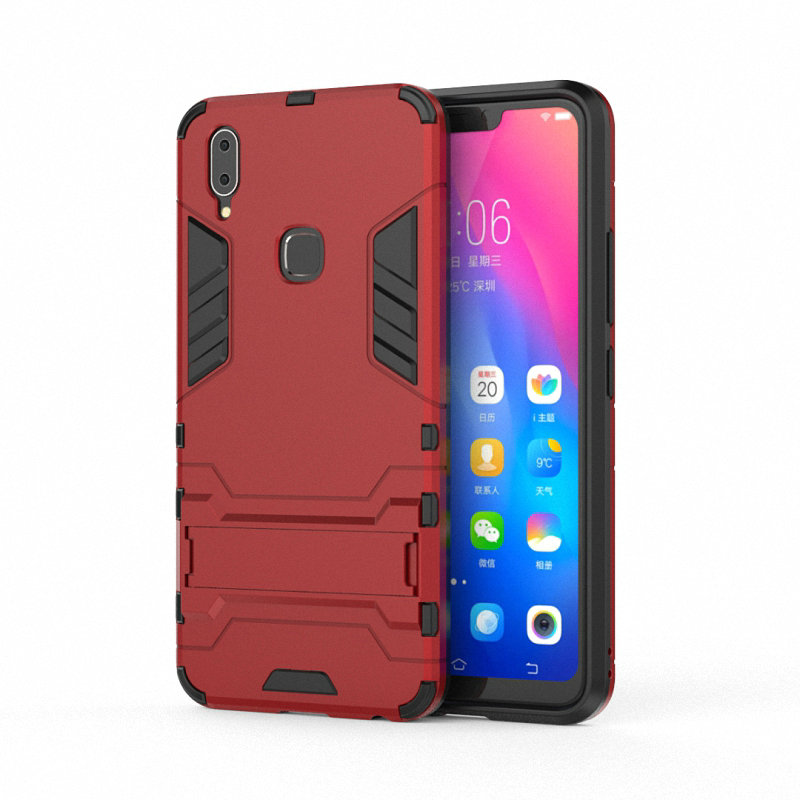 Wolfsay Case Vivo Y83 Pro Cover Cases Vivo Y83 Pro Fundas Soft TPU Brush Rubber Phone Case For Vivo Y83 Pro Silicone Cover Shell