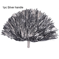1PC  Silver Handle