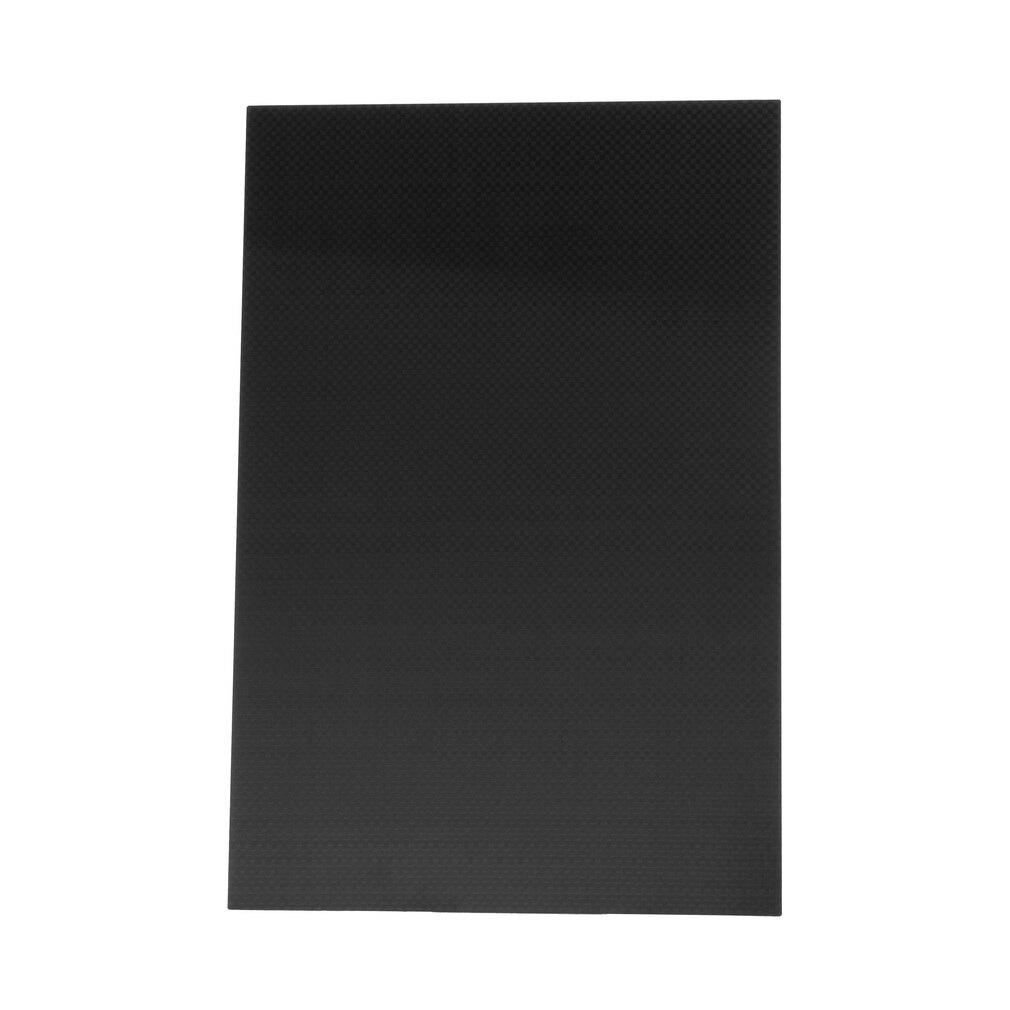 все цены на OCDAY 1pcs 3K Plain Weave 100% Real Carbon Fiber Plate/Panel/Sheet 200*300*2mm New Sale онлайн