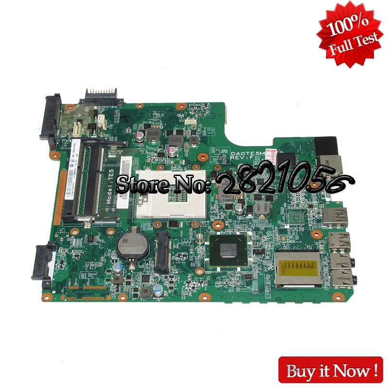 Nokotion Laptop Motherboard A000093070 DA0TE5MB6F0 For toshiba satellite L745Mainboard 31TE5MB00G0 HM65 Tested nokotion sps v000198120 for toshiba satellite a500 a505 motherboard intel gm45 ddr2 6050a2323101 mb a01