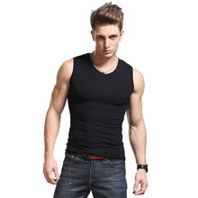 Hot Sleeveless Fitness Shirt For Men