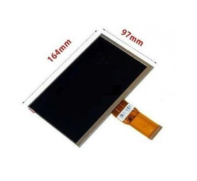 Witblue New For 7 teXet TM-7058 X-pad STYLE 7.1 3G Tablet touch screen panel Digitizer Glass Sensor replacement Free shipping new touch screen panel digitizer glass sensor replacement for 7 digma plane 7 12 3g ps7012pg tablet free shipping