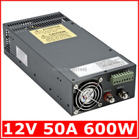 Electrical Equipment Supplies Power Supplies Switching Power Supply S Single Output Series SCN 600W 12V