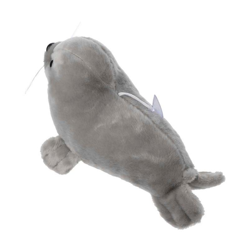 Cute Sea lion Plush toy Marine Animals Seal Toys Kawaii Plush Toys Simulation Seals Doll 26cm in Stuffed Plush Animals from Toys Hobbies