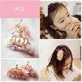 2 UNIDS Niñas Pinza de Pelo de La Princesa Arco de La Corona de Cumpleaños Navidad Regalo de Navidad Kids Hair Accressories