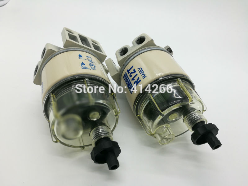 R12T 120AS replacement fuel water separator filter diesel engine truck FOR Racor parker 2 PCS jiangdong engine parts for tractor the set of fuel pump repair kit for engine jd495
