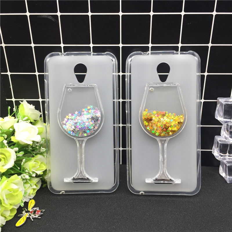 Analytical Soft Silicone Wine Glass Cup For Lenovo Vibe B A2016 A1010 A20 A Plus A1010a20 A2016a40 A2016 A40 Dynamic Liquid Star Case Cover Spare No Cost At Any Cost Fitted Cases