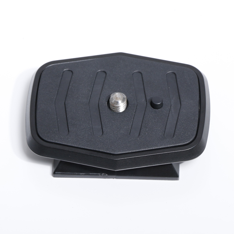 ABS Lightweight Camera Quick Release Plate with 1/4 Screw for Yunteng Sony SLR Camera