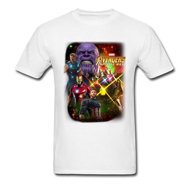 Avengers T Shirts Deadpool Thanos T Shirt 100 Natural Cotton Brands