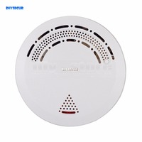 YG 03 Wireless Smoke Detector For Our Related Home Alarm Home Security System 433Mhz Smoke Sensor