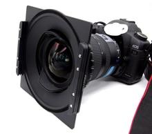 Алюминий 150 мм квадратных держатель фильтра Поддержка кронштейн для Tamron 15-30 мм f/2.8 совместимый для Lee Haida hitech серии 150 фильтр