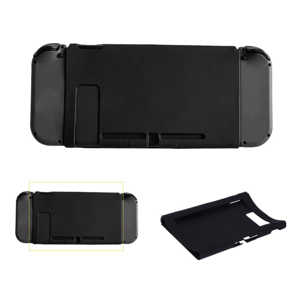 Ultra-thin Case Cover Skin Silicone Case Cover For Nintendo Switch Host
