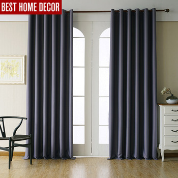 Modern blackout curtains for livin