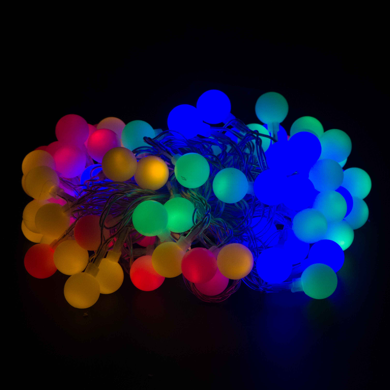Aliexpress.com : Buy 5m/10m IP22 Globe String Light ...