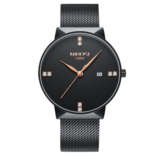 Men's Watch Famous Luxury Top Brand Watches Relogio Masculino Analog Quartz Diamonds Wristwatches Mesh Alloy Milanese Bracelet classic simple star women watch men top famous luxury brand quartz watch leather student watches for loves relogio feminino