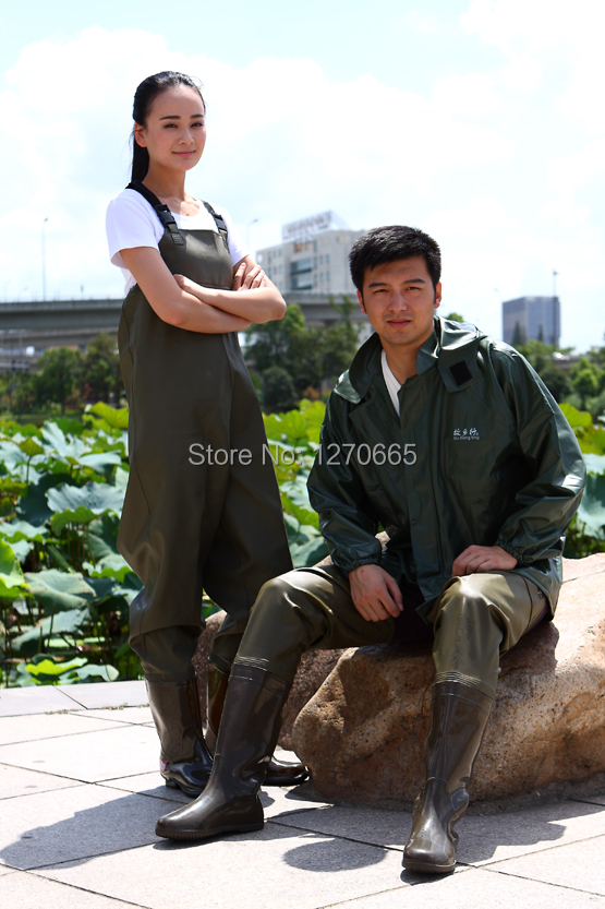 Online buy wholesale waders for women from china waders for Fishing waders reviews