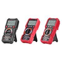 True RMS Digital Multimeter 6000 Counts AC/DC LCD Voltage Current Meter Ammeter Automatic Scope Measurements tools