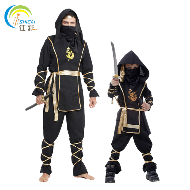 Ninja Guerrier Japonais Cosplay Costume Costume Roleplay Dance Party