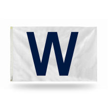 Chicago Cubs Team W Flag MLB Banner 3x5FT  Win Fan Baseball Team Decor