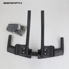 HB086  new carbon fiber handlebar TT bike handlebar, carbon tt bike handle bar, handlebar for TT bike carbon