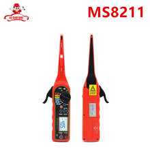 Best Sale MS8211 Power Electric Multi-function Auto Circuit Tester Automotive Electrical Multimeter Lamp Car Repair car detector