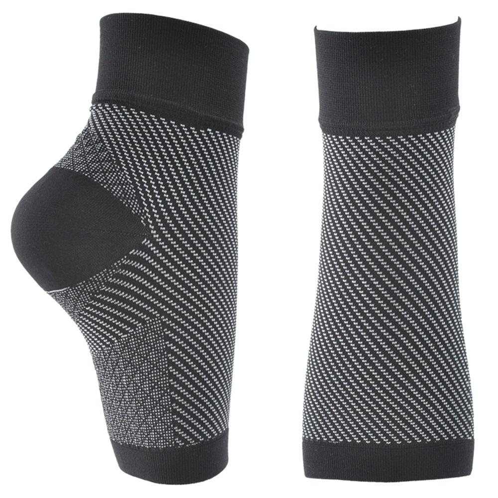 Men Plantar Fasciitis Socks Compression Foot Sleeves Best Ankle Support
