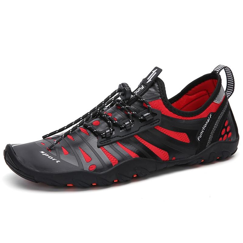 c7f6d3a5cadf Pies Descalzos Aqua zapatos de verano zapatos de mujer Sandalias de playa  de secado rápido zapatos ...