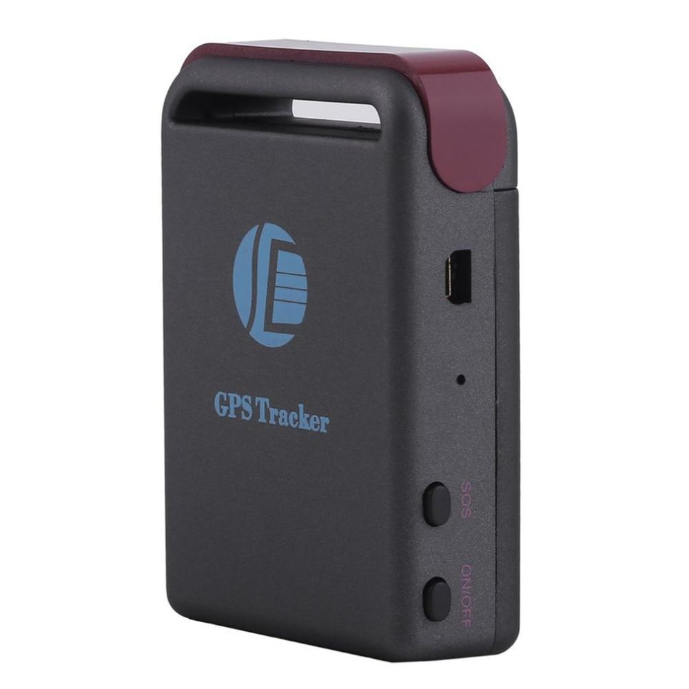 Portable Mini Precise GPS/GSM/GPRS Tracker TK102B GPS Transmitter Locating Spot Locator Car Auto Realtime Tracking Device