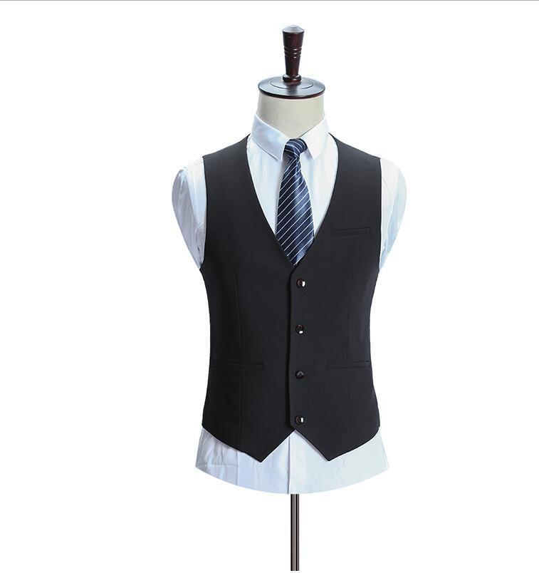 Slim Ensemble Fit Mariage Costume blazer Pantalon De Gilet 3 Mens Black Hommes Mode Pièce Costumes Casual Marié Convient blue Pour Vintage Luxe Vêtements UgxgXYwz8q
