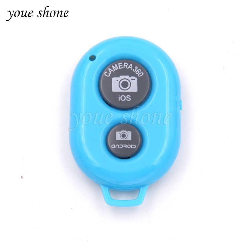 1 шт. Bluetooth кнопка дистанционного управления беспроводной пульт управления Лер Автоспуск палка для камеры спуска затвора телефона монопод селфи для ios