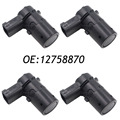 4PCS 12758870 For Saab 9-5 Rear PDC Parking Sensor Bumper Assist Reverse Radar