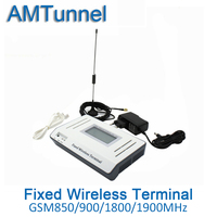 GSM Wireless Terminal Telephone Fixe Sans Fil Fixed Wireless Terminal Quad Band GSM PABX For GSM