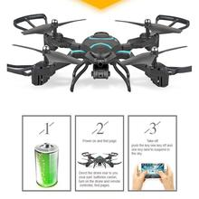 4-Axis Wifi FPV Phone Control Drone with HD Camera Altitude hold Real Time transmission remote control Quadcopter Helicopter