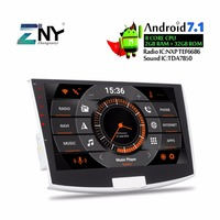 10.1 Android 7.1 Auto Car Radio For Passat B6 B7 CC Magotan 2012 2015 8 Core Stereo GPS Glonass Navigation TDA7850 No DVD