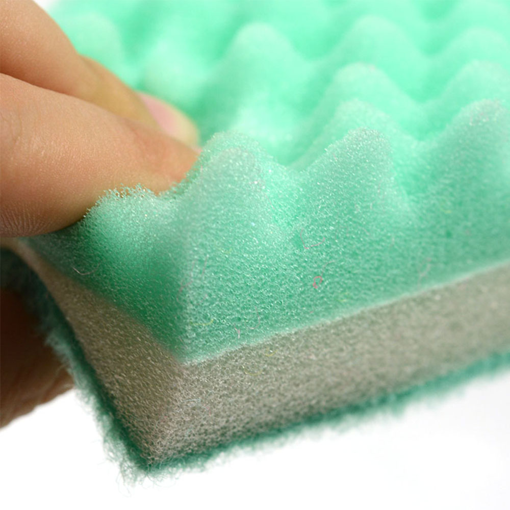 Lovely Soft 5 Piece/Pack Washing Sponge Kitchen Cleaning Tool Home ...