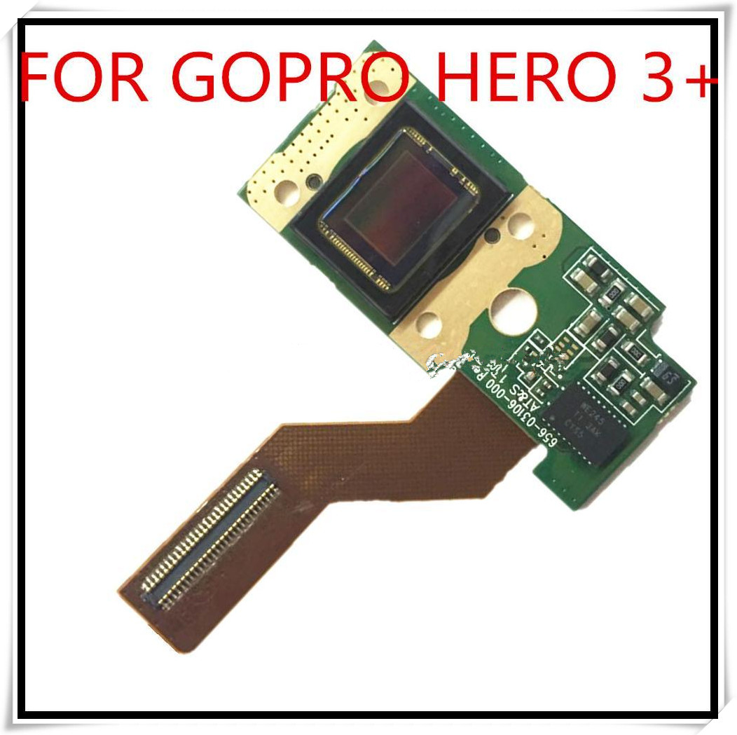 100% Original NEW Gopro Hero3 + Plus CCD Plate for Gopro3+ hero 3+ Image CMOS Sensor imaging Charge coupled Device Parts