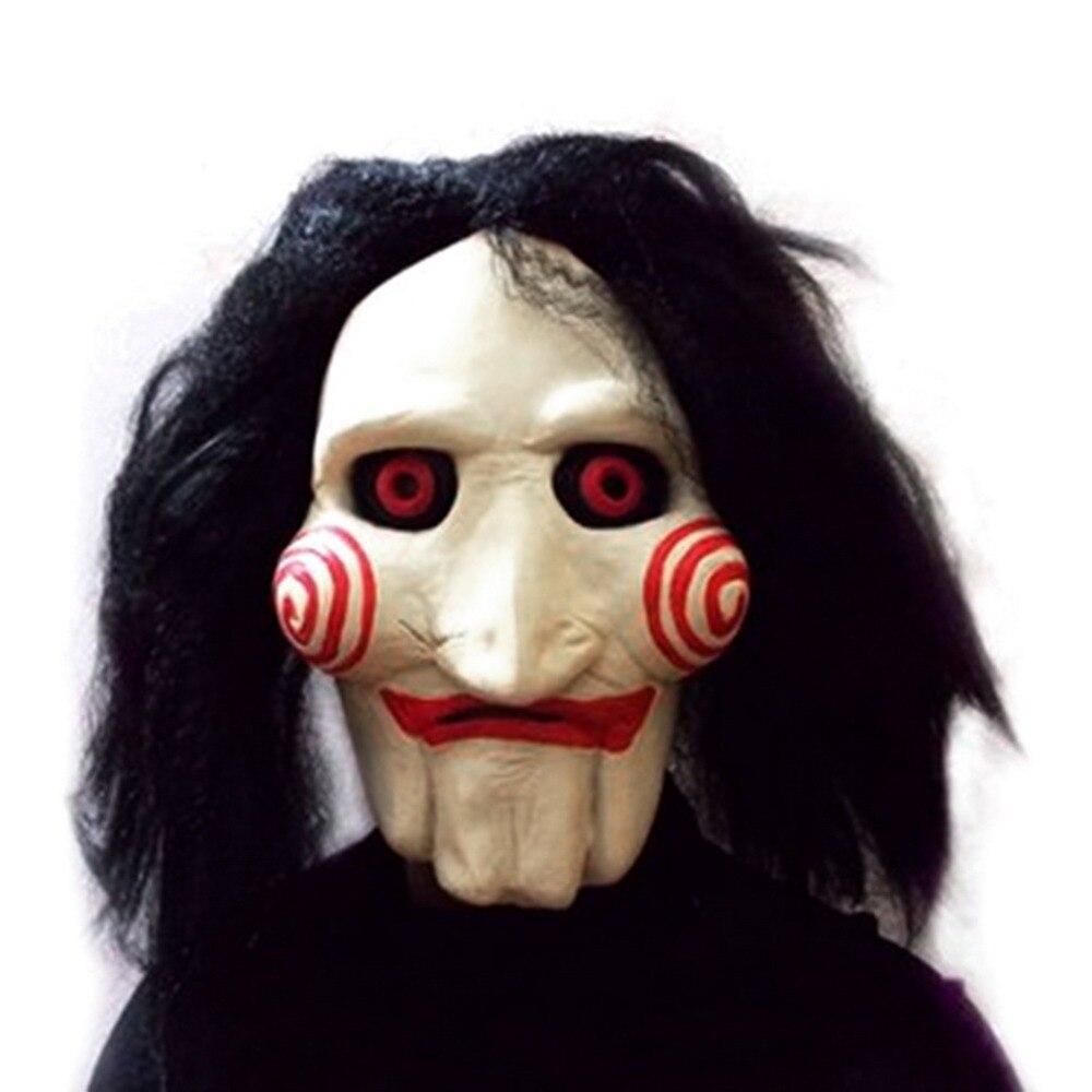 3 Pcs Movie Chainsaw Massacre Jigsaw Puppet Masks