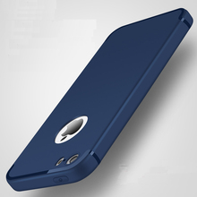 CAPSSICUM 5 5S SE Ultra-thin Soft matte case for iPhone 5 5S