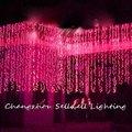 Отличный! Праздничный светильник для отеля  свадебное украшение 3*6 м  красный светодиодный светильник H276