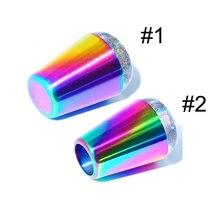 2 дизайна штамп для ногтей 4*2,5*5,5 звездное небо штамп для ногтей пластина для лака 30,12 силиконовый шаблон для нейл-арта штамп штамповка для ногтей