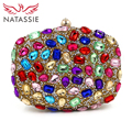 NATASSIE 2017 New Arrival Ladies Evening Bag Women Clutch Bags Female Luxury Clutches