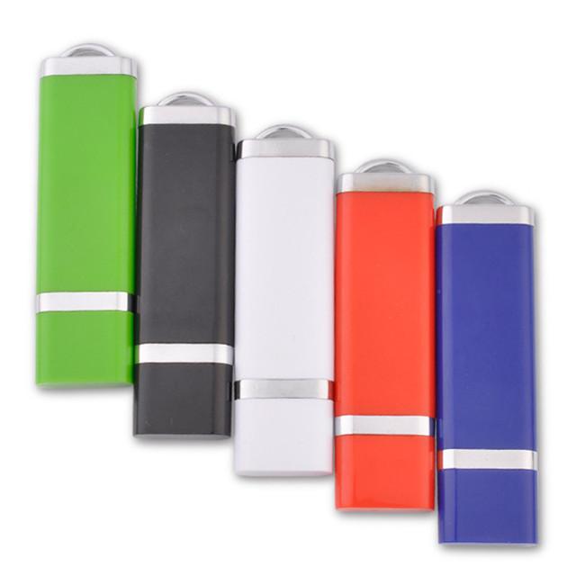 Caliente de la manera más ligero pendrive 128 GB 16 GB 8 GB 32 GB USB3.0 USB Flash Drive Memory Stick de Negocios de cumpleaños personalidad Regalos del disco de U