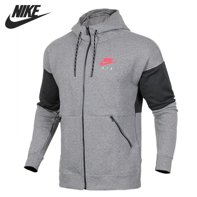 00801b004946 Original New Arrival NIKE HOODIE FZ AIR Men s Jacket Hooded Sportswear